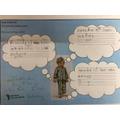 Birch:  Harry - wonderful reading skills, using 'I wonder' sentences!