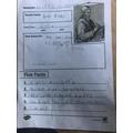 Owl:  Archie  - lovely description of St Bede!