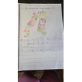 Thistle: Teagan S-Wonderful sentences and spelling