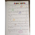 Wren:  Sophie - Superb poetry writing using all the features you've learnt!