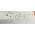 Elm:  Chad H- artistic cartoons showing emotions