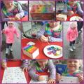 Shamrock:  Brooke F - Having lots of fun learning!