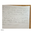 Birch:  Madison - Using full stops, capital letters and beautiful handwriting - well done!