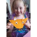 Nursery: Maci O - a fab fox for Wildlife Week!