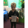 Rose:  This young lady has worked hard and joined in with all activities well!