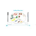 Alder:  Daisy J - a fantastic healthy food plate