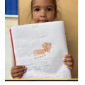 Elm:  Francesca C -Lovely lion information writing