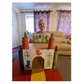Rose:  Brooke - Well done on completing all tasks this week, loving the Cinderella castle!
