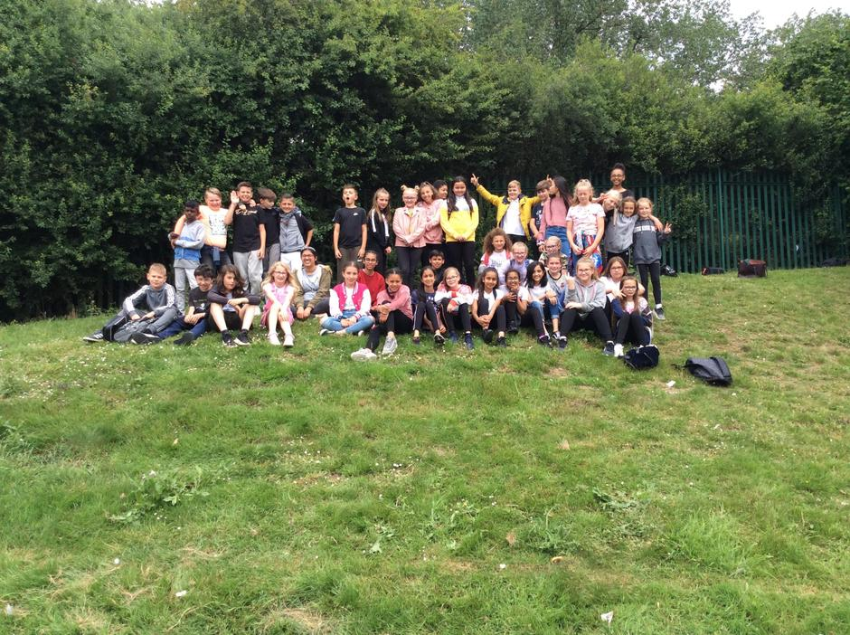 Farewell to our Year 6 leavers!