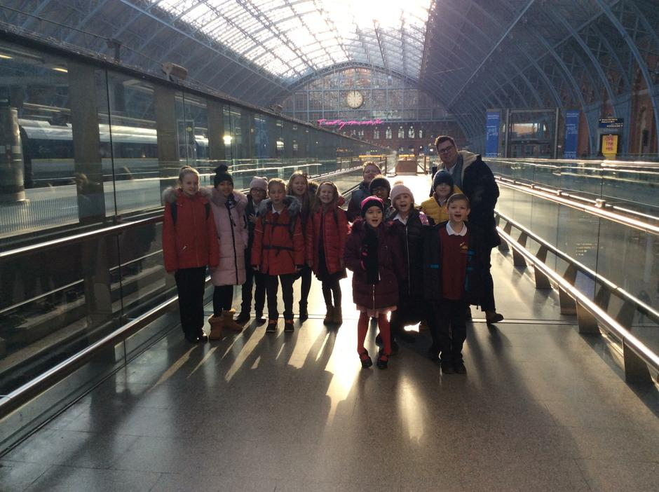 School Council trip to Parliament