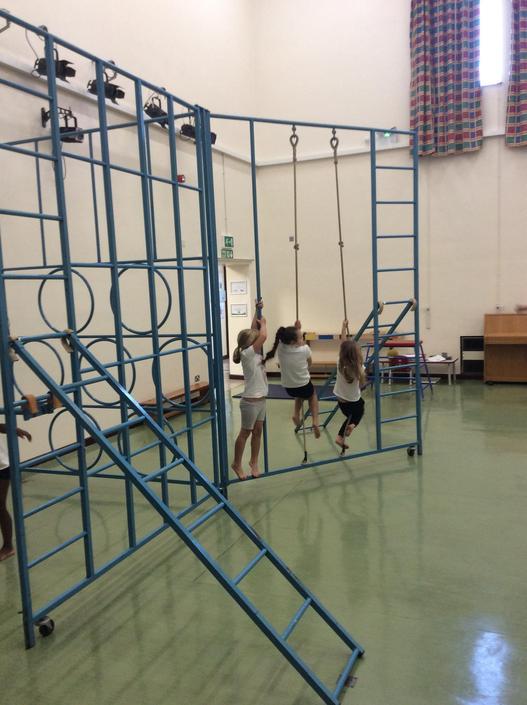 After school gymnastics club