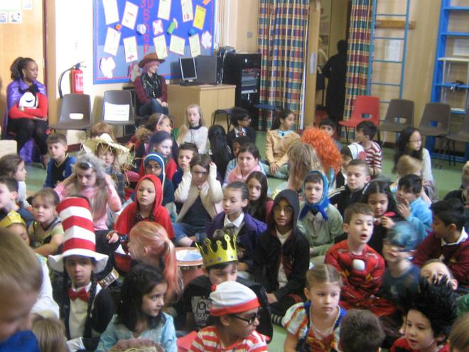 World Book Day - dressing up