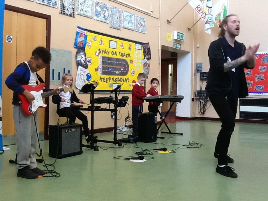 Rock Steady Rockers!