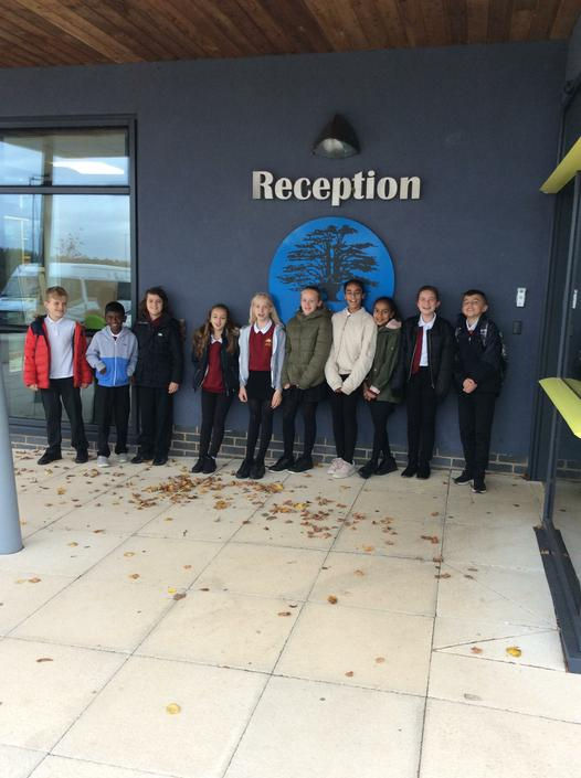 A visit to The Cedars Academy