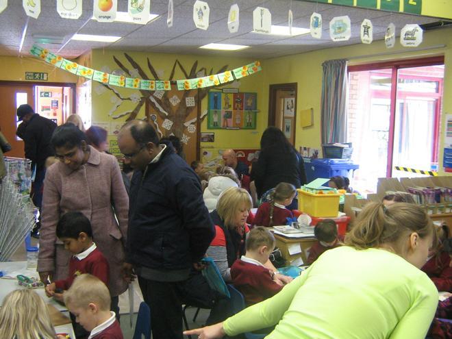 Parents Workshop - Foundation2