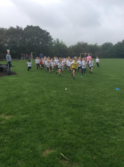 Whole-School Cross Country