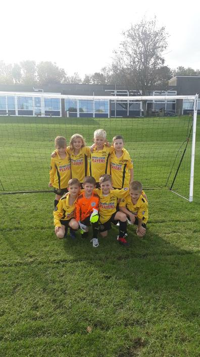 Our Year 2/3 footballers win the LCSFA tournament