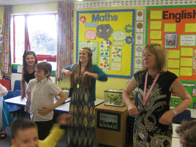 MacMillan Charity Dance Afternoon