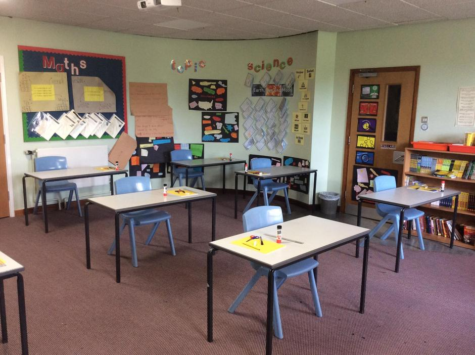 Covid Proof Classroom