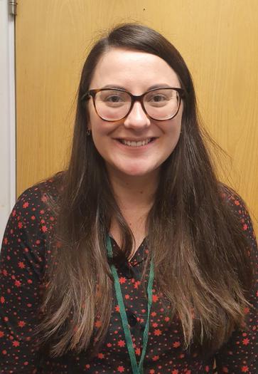 Miss Abbey Evitt - Year 1 Teacher