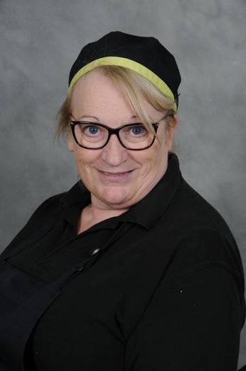 Mrs Pamela Tunstall - Catering Manager
