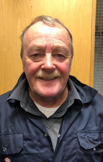 Mr Peter Farmer - Assistant Site Supervisor