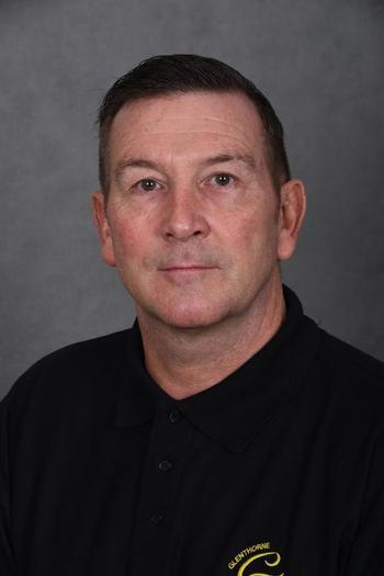 Mr Darren Hughes MSM - Site Supervisor