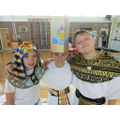 We had a wonderful time at our Egyptian workshop!