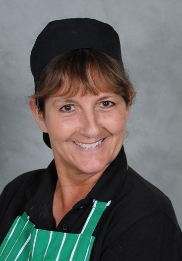 Mrs Jacqueline Glaze - Catering Assistant