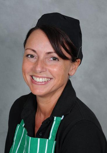 Mrs Tina Richer - Catering Assistant