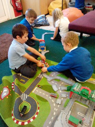 Cooperation-we love trains!