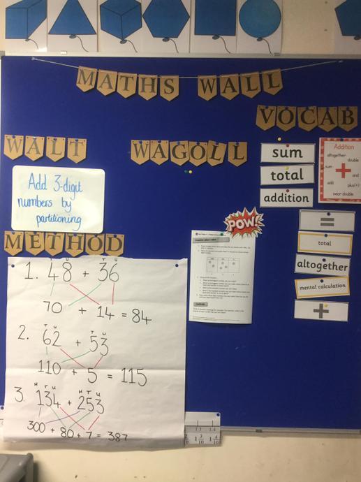 Miss Binstead Maths - Partitioning
