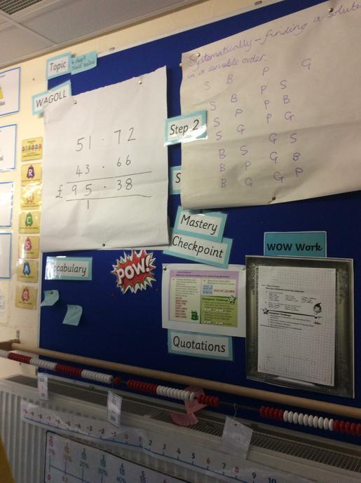 Mrs Sim - Working Systematically