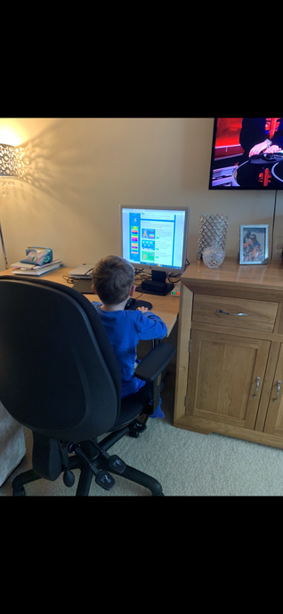 Playing number games on the computer