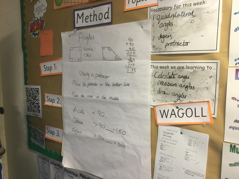 6s maths shape space and measure