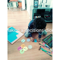 To help decide what activities to do at home...