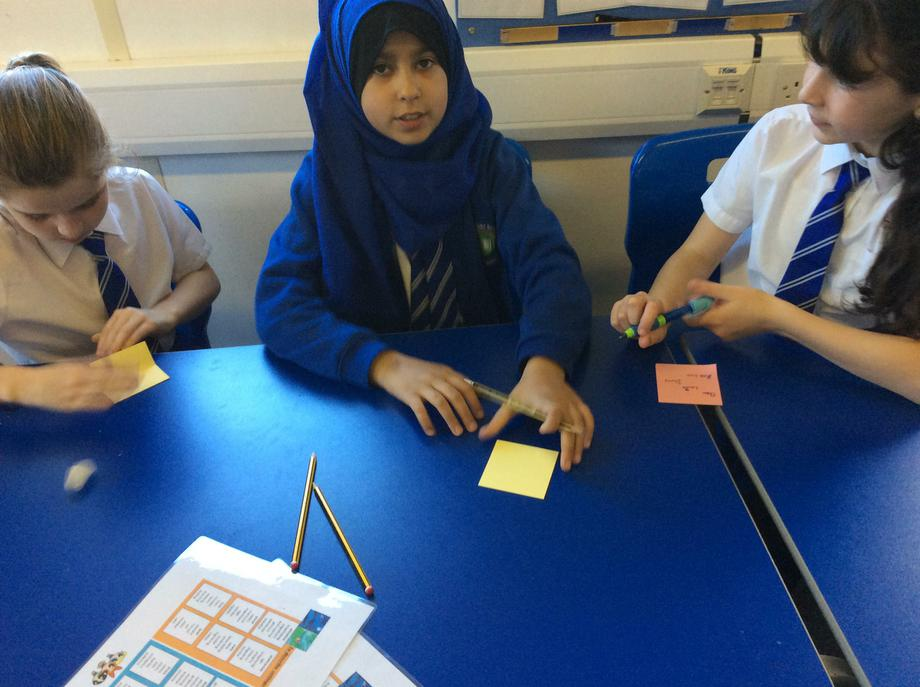 Sequencing images to make flick book