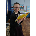 Miss Spooner getting her tongue around Dr Seuss