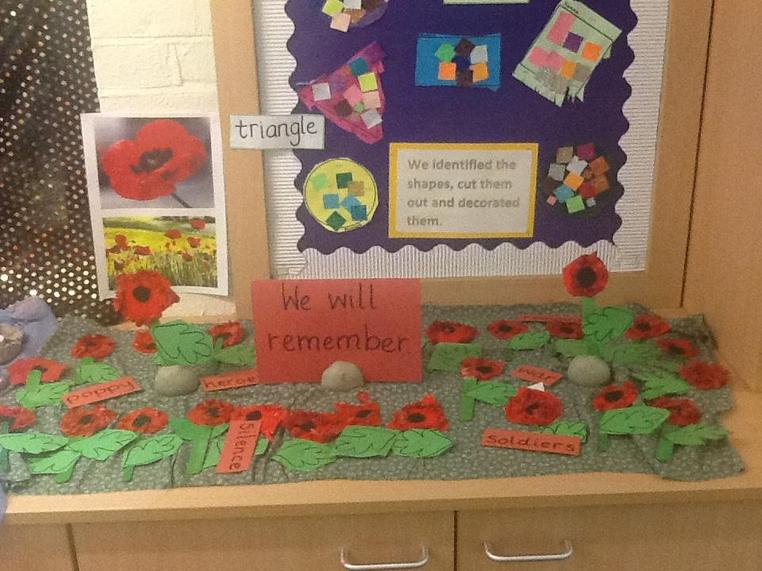 Showing respect during Remembrance