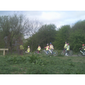 Easter family cycle ride