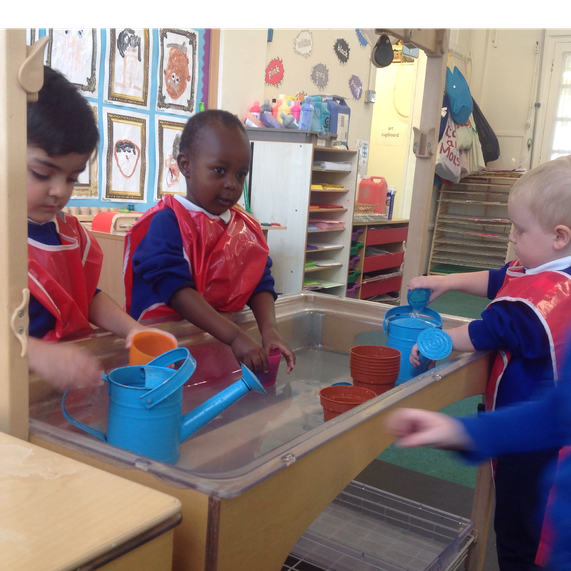Exploring the texture of water