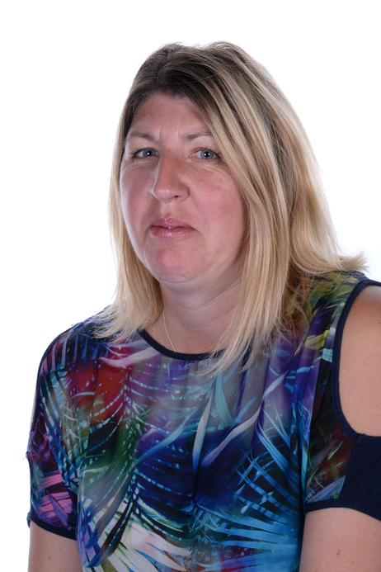 Mrs N Ferguson,  1:1 Lunchtime Supervisor