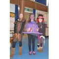 Y5 Molly, Grace & Beth