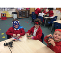 Untangling our favourite superheroes.