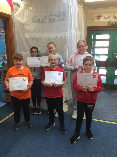Our Pupil Leadership Team