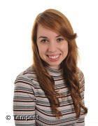 Miss Amy Carter- Year 6 teacher