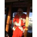 OMG it's Santa!!