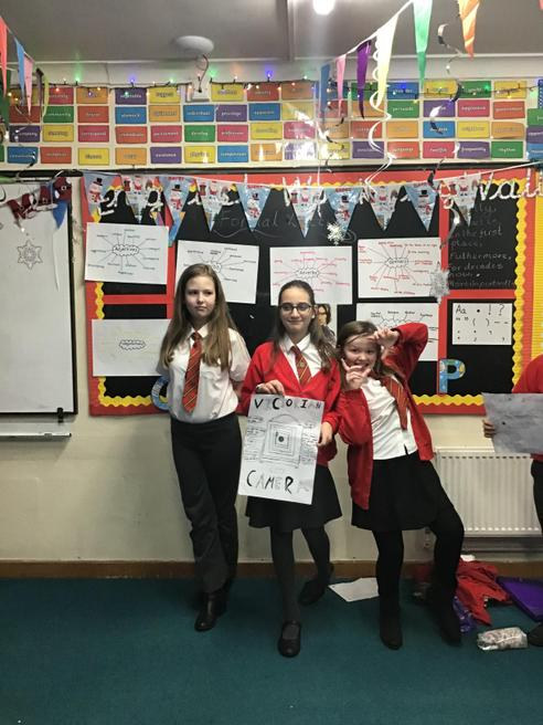 Presenting our inventions!