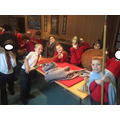 Anglo Saxon and Viking Warriors