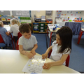 Giving and following verbal directional instructions